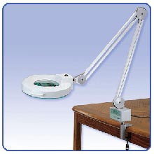 M-1034L Clip Magnifying Lamp